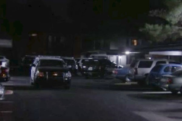 A woman died in a shooting at Mesa