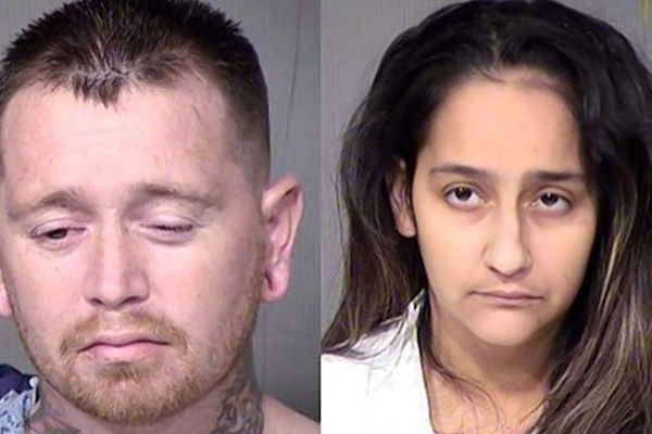 Parents Arrested After Their 2-Year-Old Son Shot His Older Brother